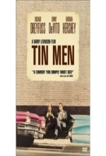 Tin Men (1987) afişi