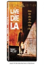To Live And Die in L.a. (1985) afişi