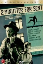 To Minutter For Sent (1952) afişi