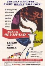 Tokyo Olimpiyatı (1965) afişi