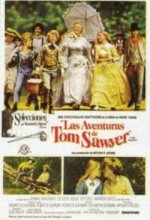 Tom Sawyer (1973) afişi