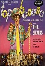 Top Banana (1954) afişi