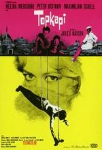 Topkapi (1964) afişi