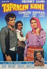 Toprağın Kanı (1983) afişi