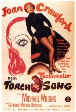 Torch Song (1953) afişi