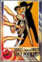 Tout Pour Rien (1933) afişi