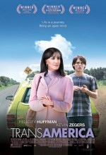 Transamerika (2005) afişi
