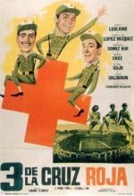 Tres De La Cruz Roja (1961) afişi