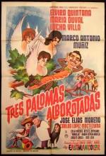 Tres Palomas Alborotadas (1963) afişi