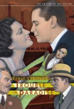 Trouble in Paradise (1932) afişi
