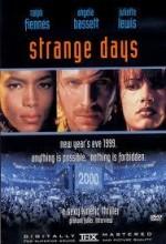 Tuhaf Günler (1995) afişi