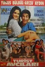 Turist Avcıları (1988) afişi