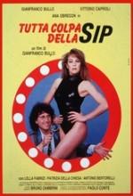Tutta Colpa Della Sıp (1988) afişi
