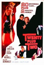 Twenty Plus Two (1961) afişi