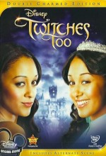 Twitches Too (2007) afişi