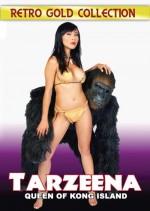 Tarzeena: Queen of Kong Island (2013) afişi