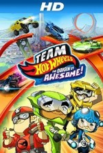 Team Hot Wheels: The Origin of Awesome! (2014) afişi