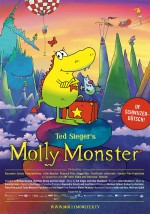 Ted Sieger's Molly Monster - Der Kinofilm (2016) afişi