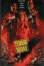 Terror Squad (1988) afişi