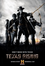 Texas Rising (2015) afişi