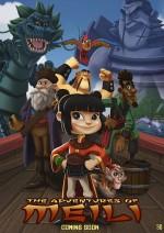 The Adventures of Meili (2019) afişi
