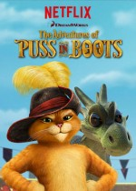 The Adventures of Puss in Boots Sezon 2 (2015) afişi