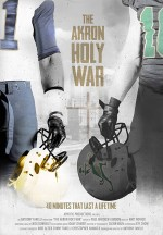 The Akron Holy War (2017) afişi