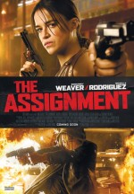 The Assignment (2017) afişi