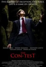 The Con-Test (2016) afişi