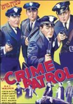 The Crime Patrol (1936) afişi