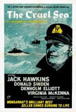 The Cruel Sea  (1953) afişi