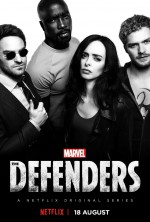 The Defenders (2017) afişi
