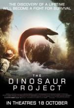 The Dinosaur Project (2012) afişi
