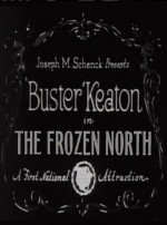 The Frozen North (1922) afişi