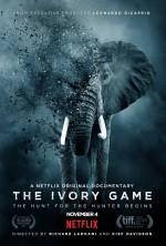 The Ivory Game (2016) afişi