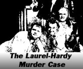 The Laurel-hardy Murder Case (1930) afişi