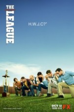 The League Sezon 4 (2009) afişi