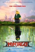 Lego Ninjago Filmi (2017) afişi