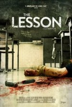 The Lesson (2015) afişi