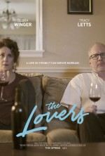 The Lovers (2017) afişi