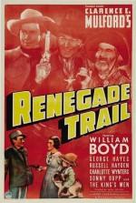 The Renegade Trail (1939) afişi
