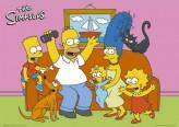 The Simpsons Sezon 25 (2012) afişi