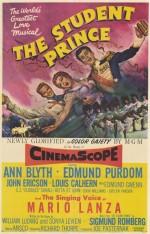 The Student Prince (1954) afişi
