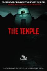 The Temple (2016) afişi