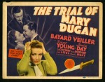 The Trial of Mary Dugan (1941) afişi