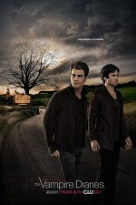 The Vampire Diaries Sezon 7 (2015) afişi