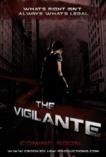 The Vigilante (2016) afişi