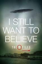 The X-Files: Re-Opened  afişi