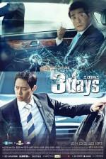Three Days (2014) afişi