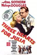 Three Hearts for Julia